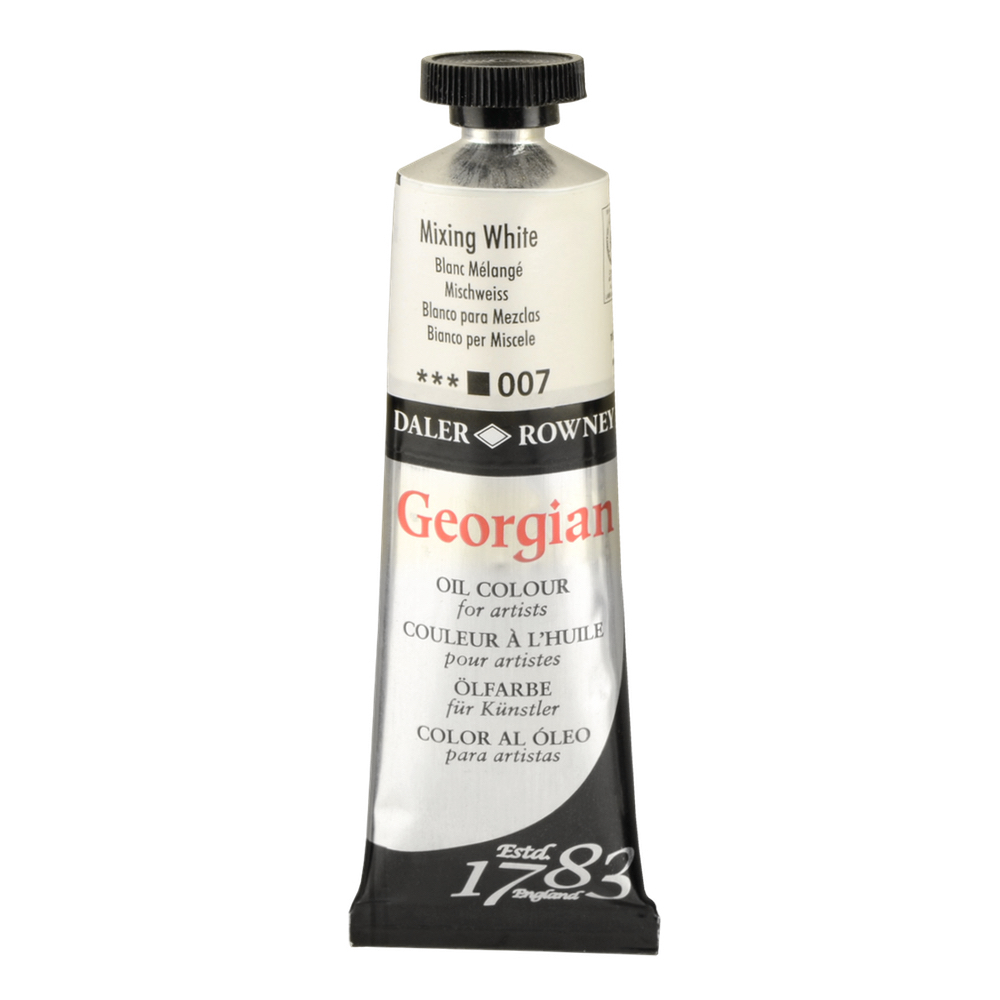 Georgian Oil 225Ml Mixing White