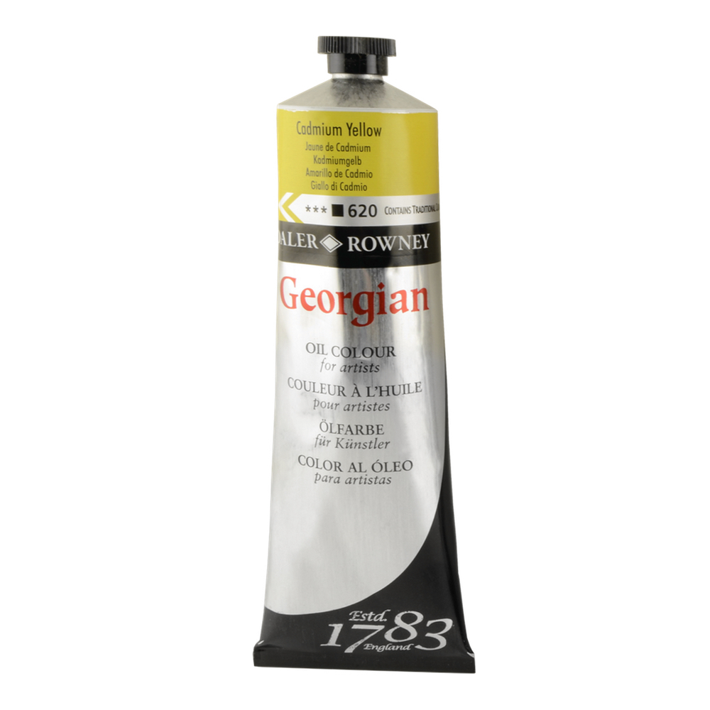 Georgian Oil 225Ml Cadmium Yellow