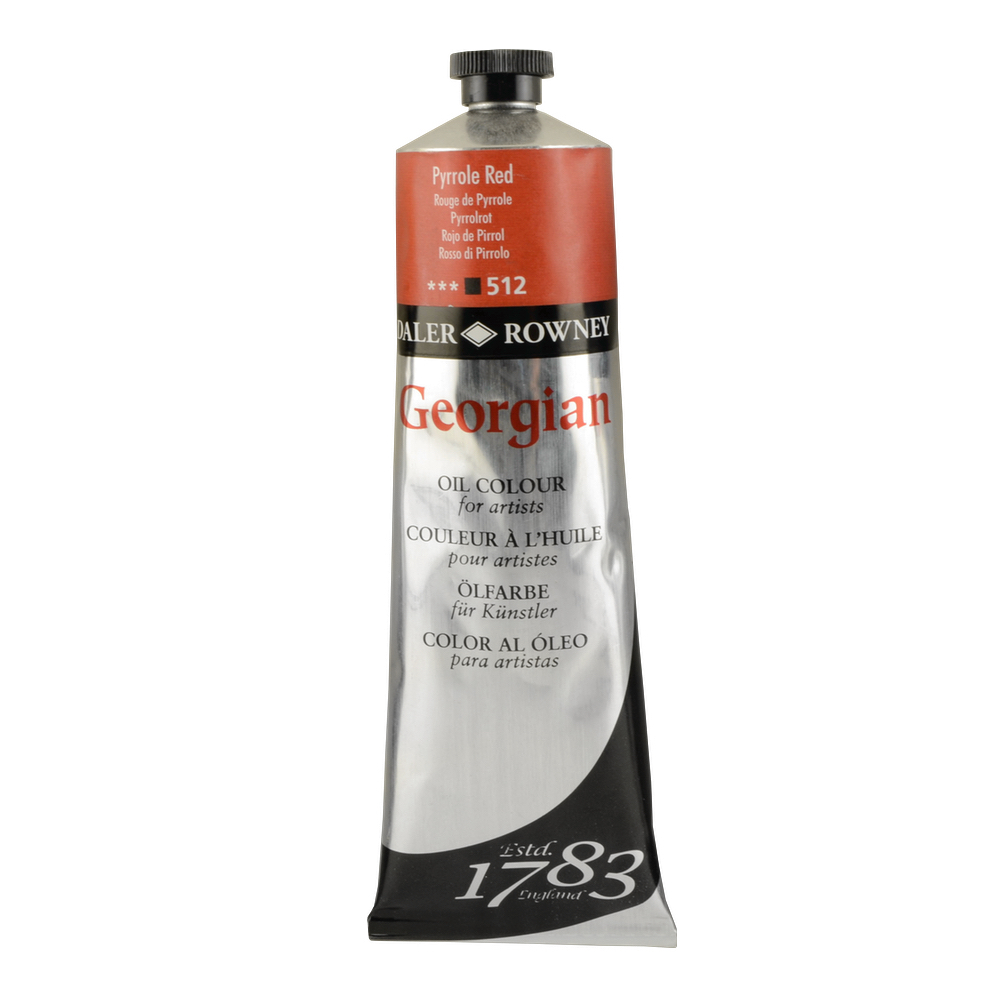Georgian Oil 225Ml Pyrrole Red