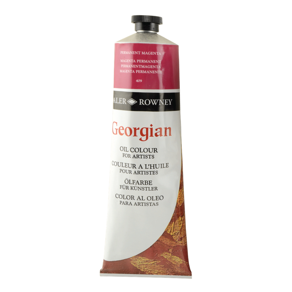 Georgian Oil 225Ml Primary Magenta