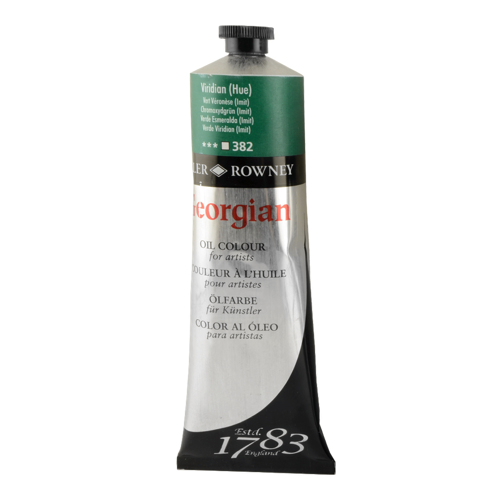 Georgian Oil 225Ml Viridian Hue