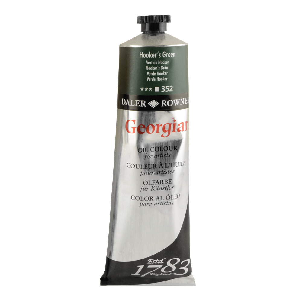 Georgian Oil 225Ml Hookers Green