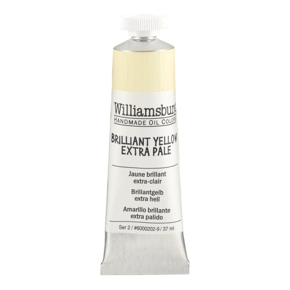 Williamsburg Oil 37Ml Brill Yellow Extra Pale