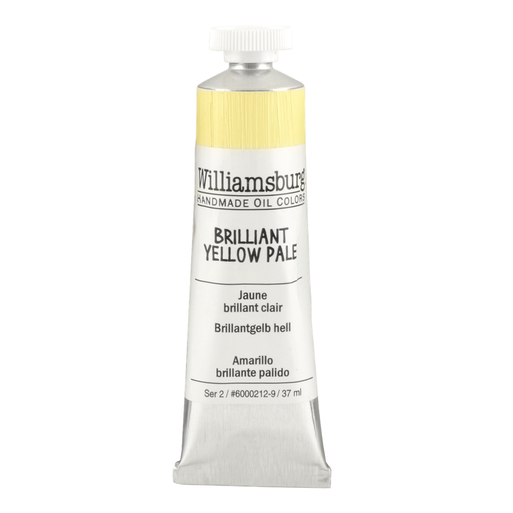 Williamsburg Oil 37Ml Brill Yellow Pale
