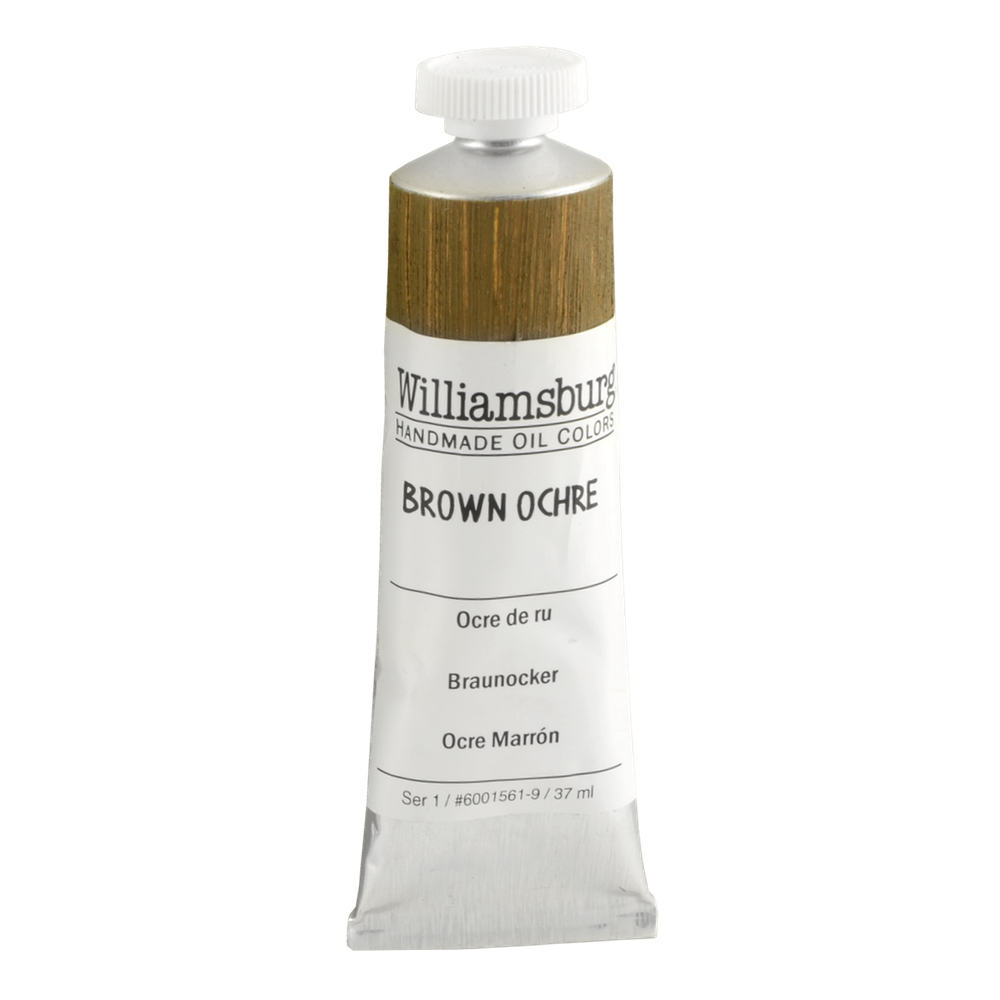 Williamsburg Oil 37Ml Brown Ochre