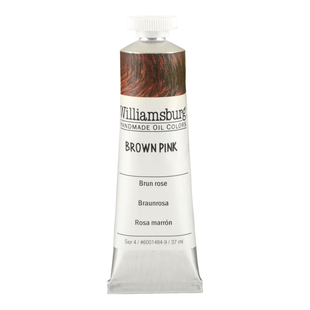 Williamsburg Oil 37Ml Brown Pink