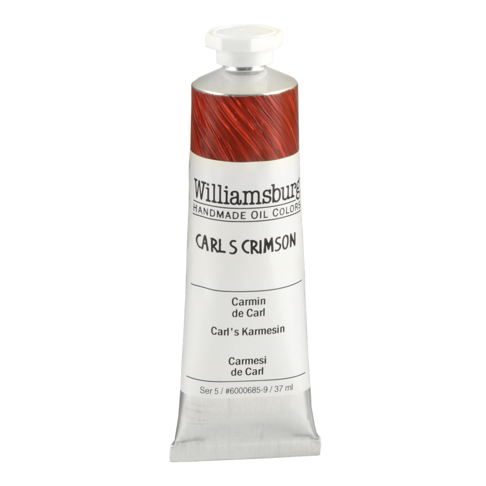 Williamsburg Oil 37Ml Carl's Crimson