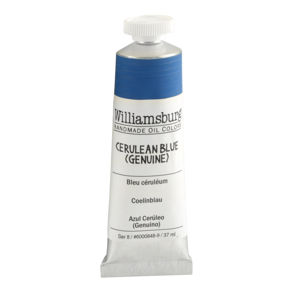 Williamsburg Oil 37Ml Cerulean Blue Gen