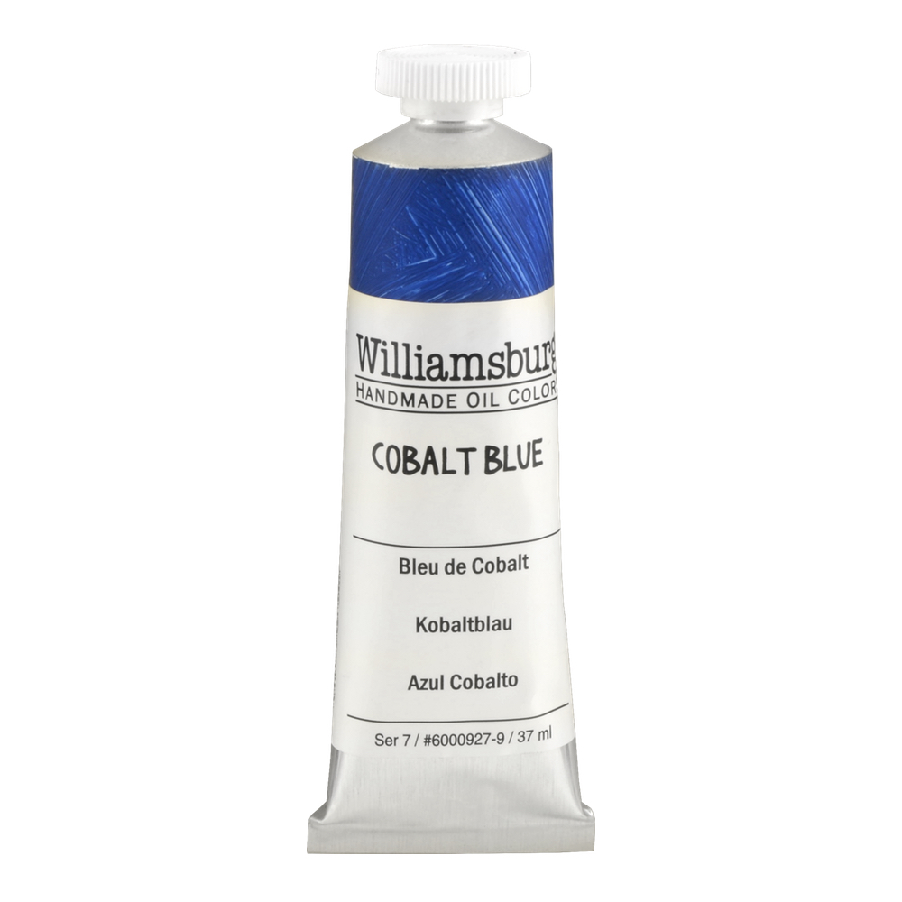 Williamsburg Oil 37Ml Cobalt Blue