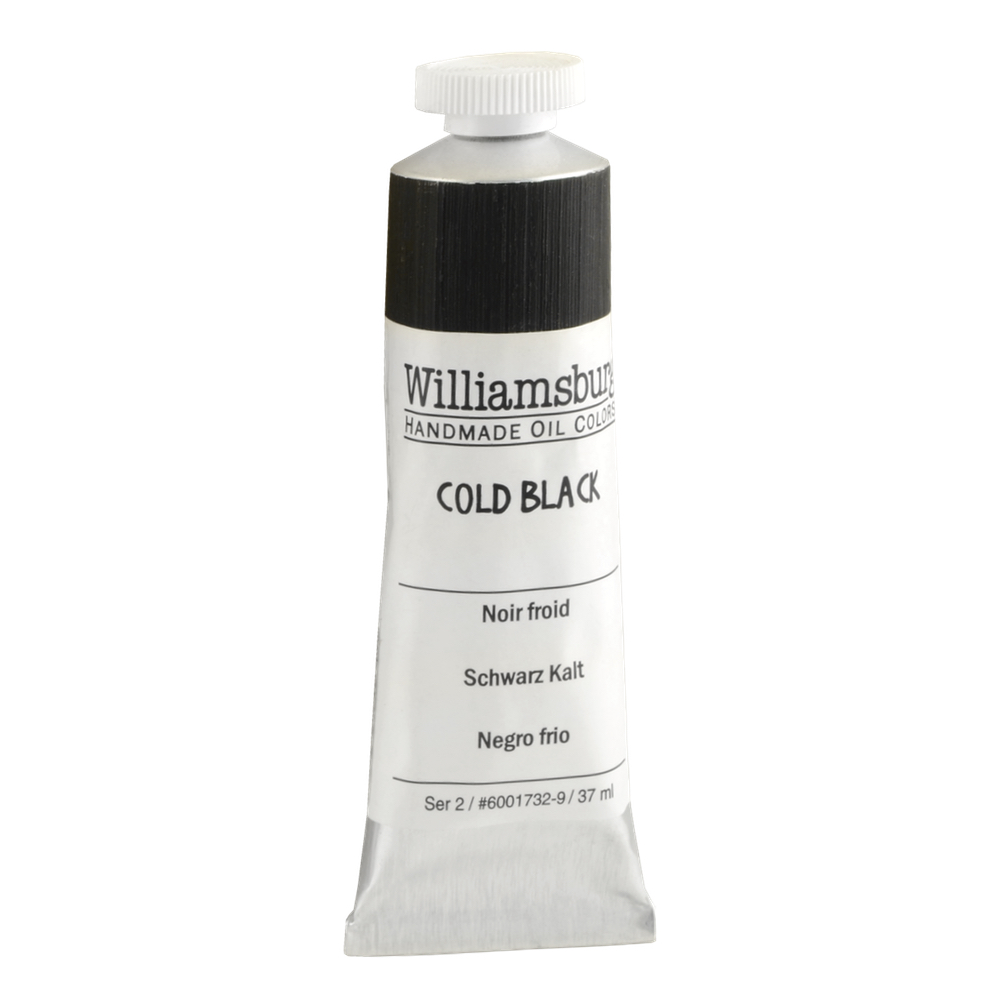 Williamsburg Oil 37Ml Cold Black