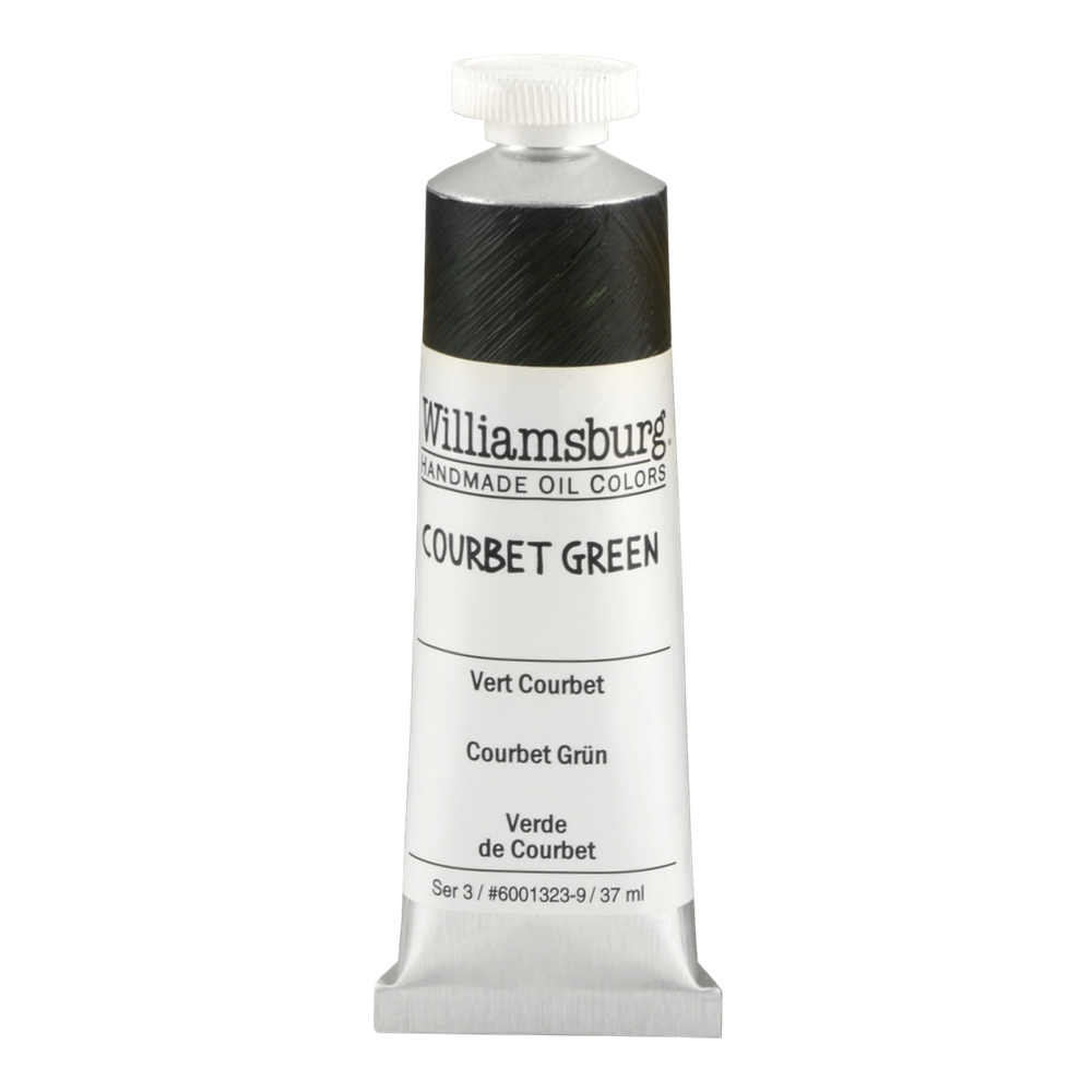 Williamsburg Oil 37Ml Courbet Green