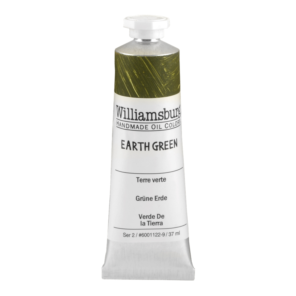 Williamsburg Oil 37Ml Earth Green