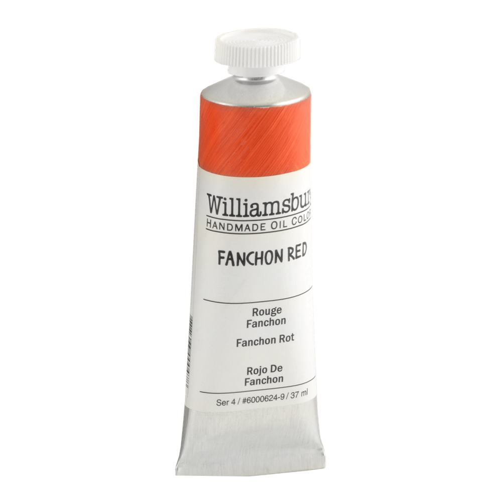 Williamsburg Oil 37Ml Fanchon Red