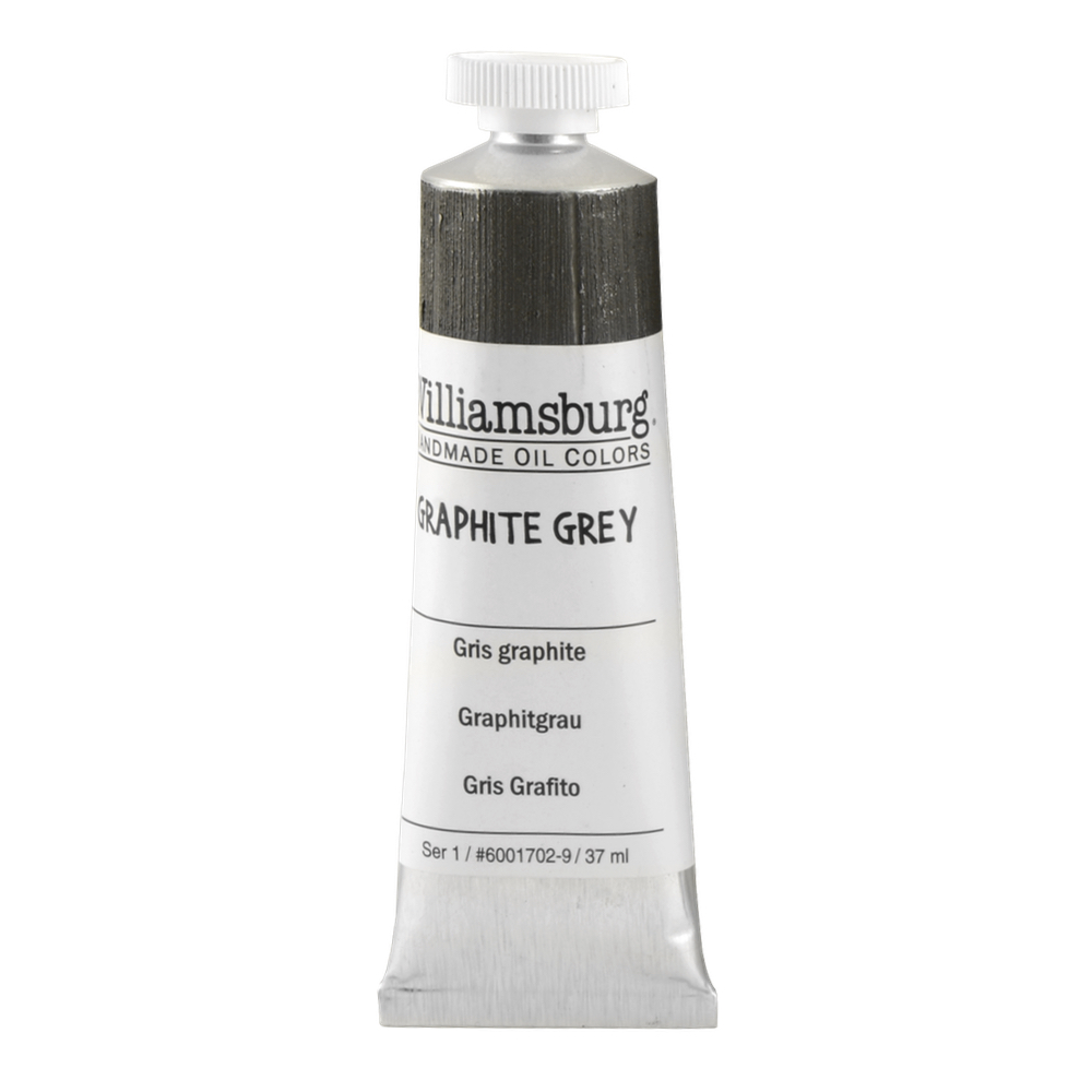 Williamsburg Oil 37Ml Graphite Grey