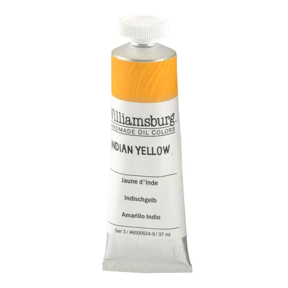 Williamsburg Oil 37Ml Indian Yellow