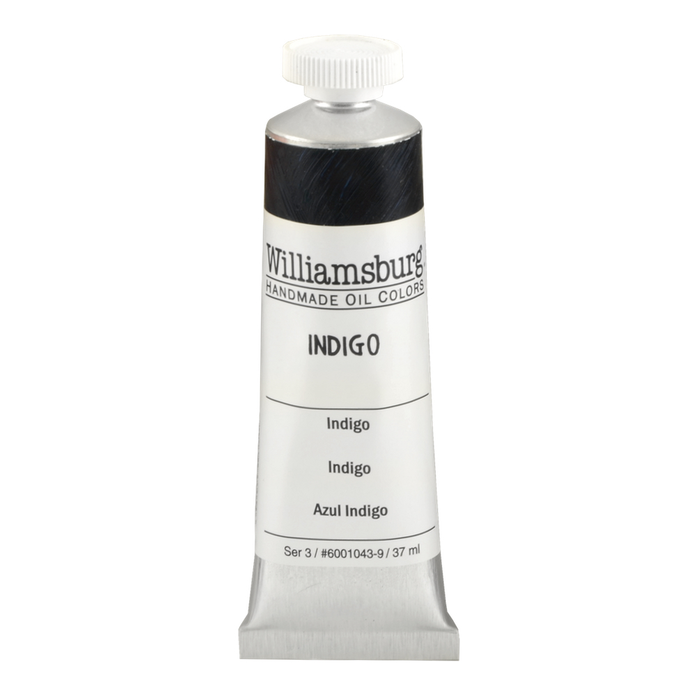 Williamsburg Oil 37Ml Indigo