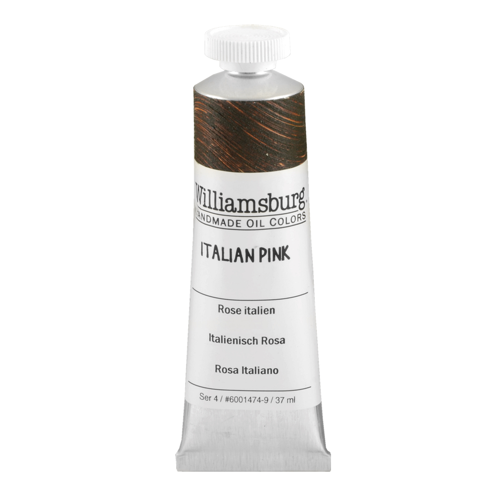 Williamsburg Oil 37Ml Italian Pink