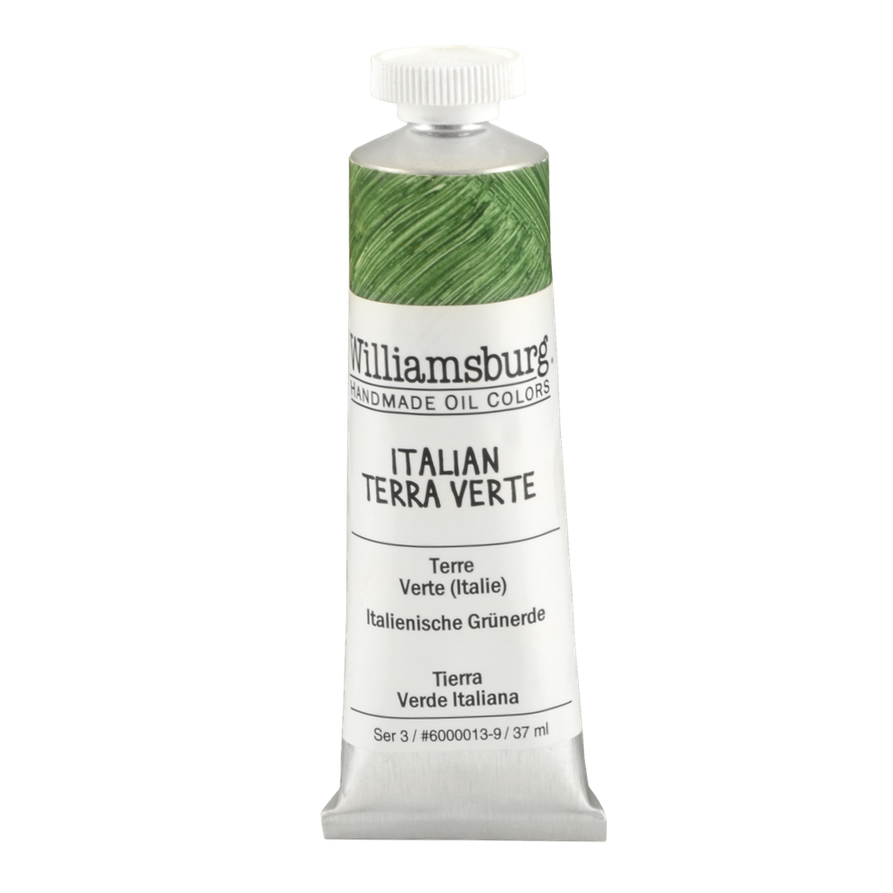 Williamsburg Oil 37Ml Italian Terra Verte