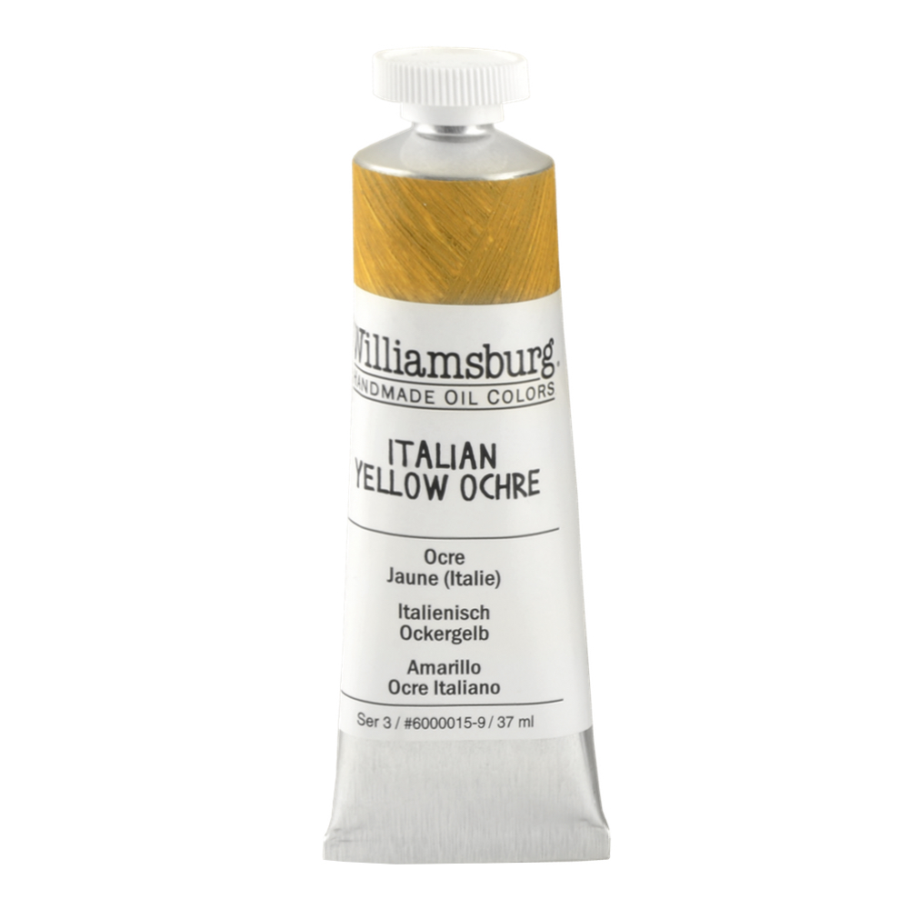 Williamsburg Oil 37Ml Italian Yellow Ochre