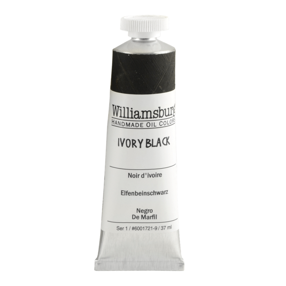 Williamsburg Oil 37Ml Ivory Black