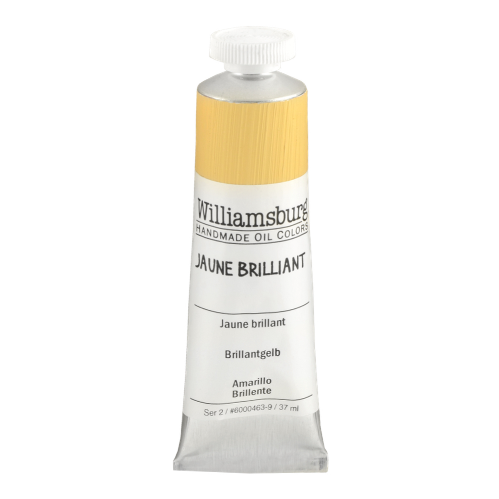 Williamsburg Oil 37Ml Jaune Brilliant