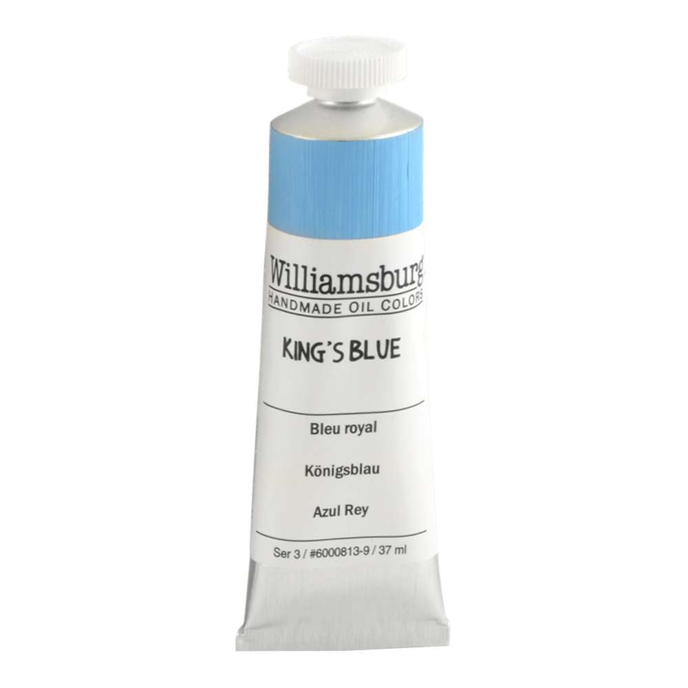 Williamsburg Oil 37Ml Kings Blue
