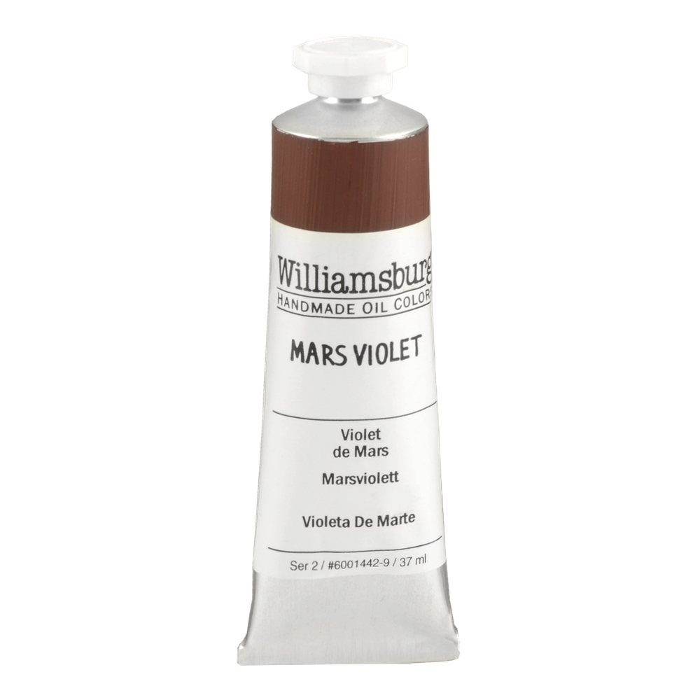 Williamsburg Oil 37Ml Mars Violet