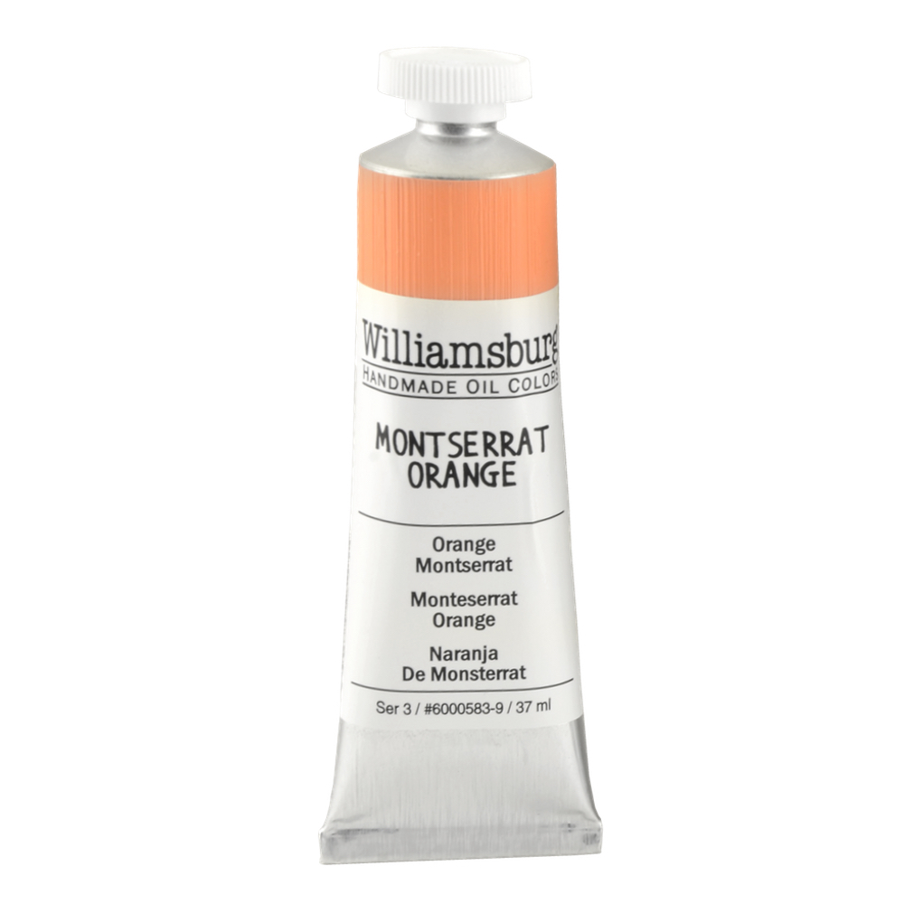 Williamsburg Oil 37Ml Montserrat Orange