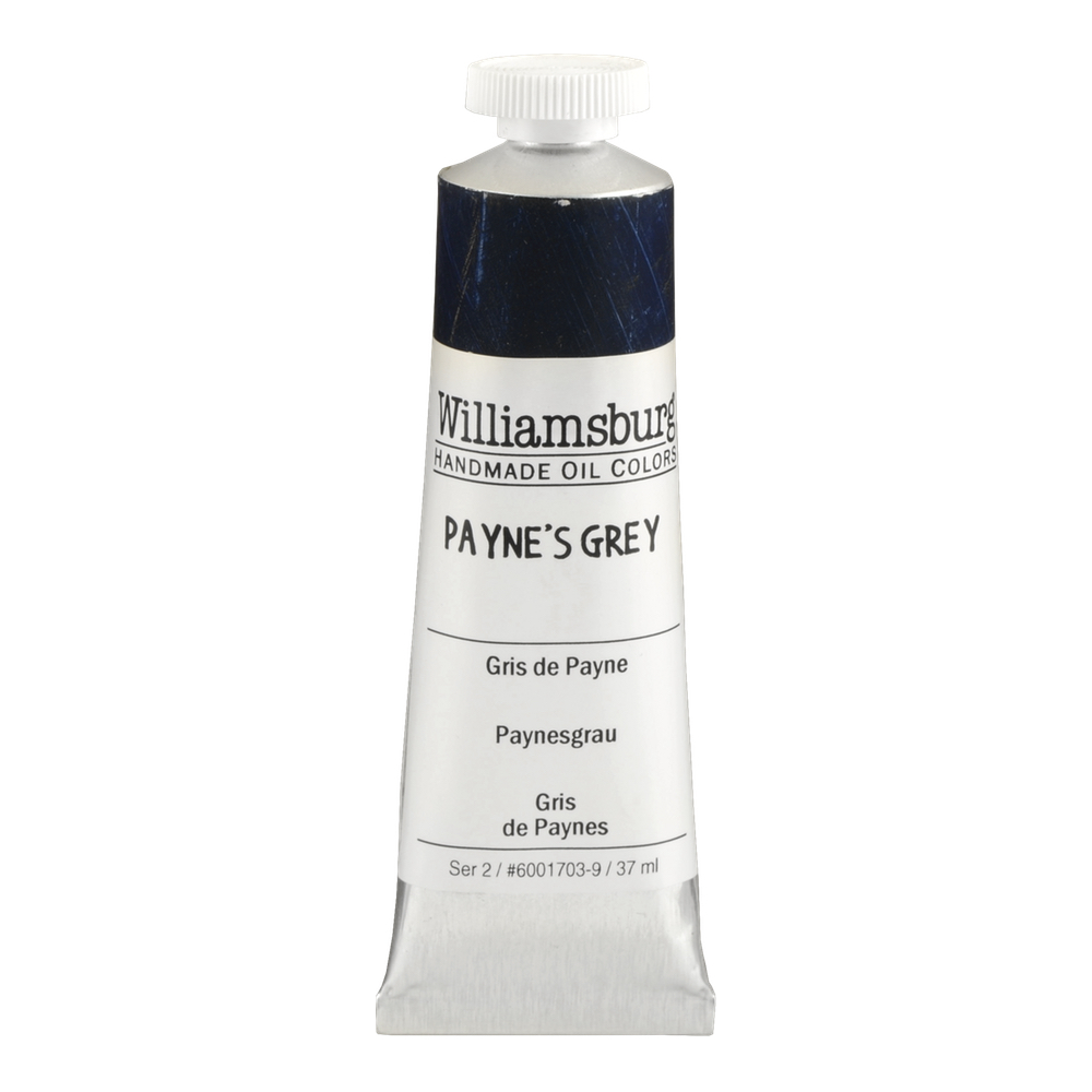 Williamsburg Oil 37Ml Paynes Gray