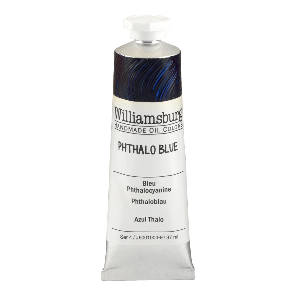 Williamsburg Oil 37Ml Phthalo Blue