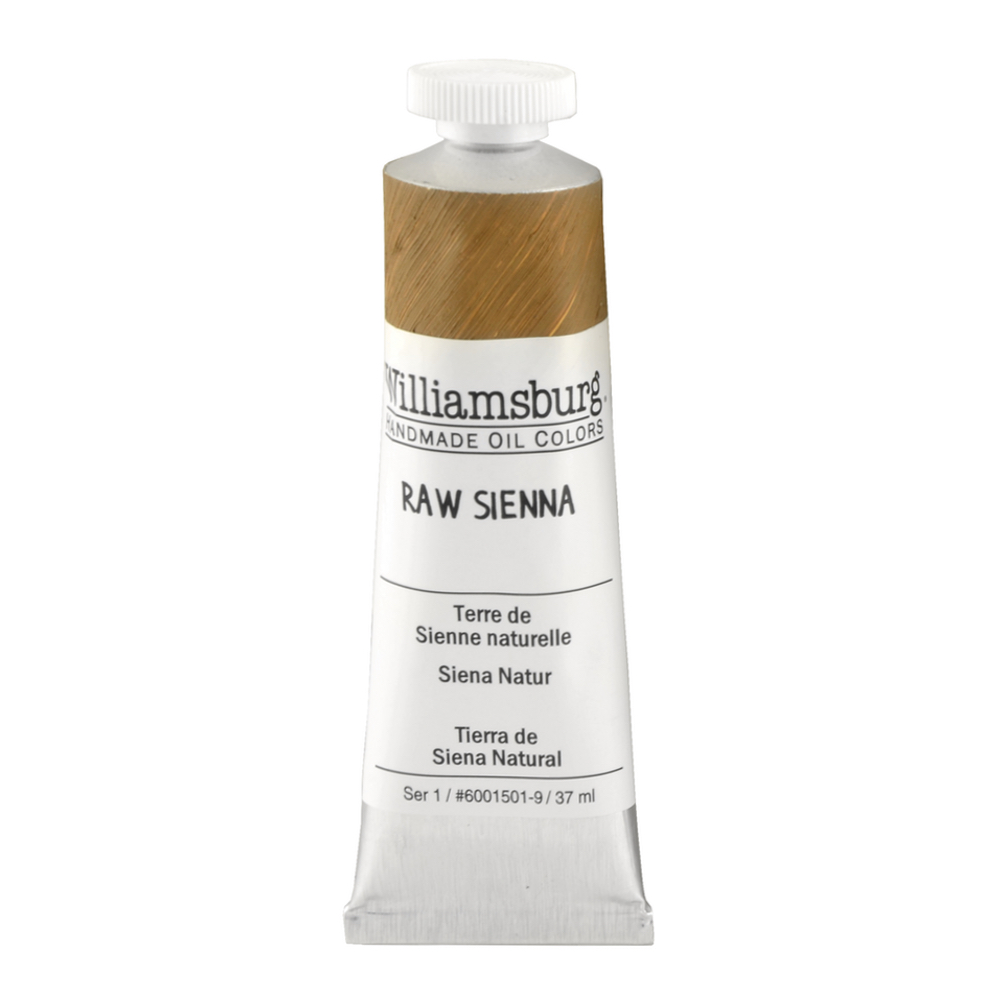 Williamsburg Oil 37Ml Raw Sienna