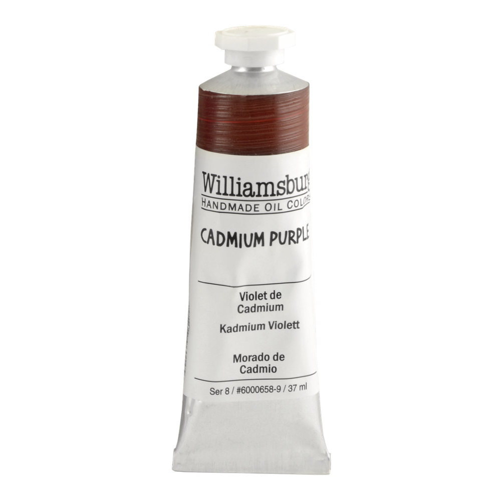 Williamsburg Oil 37Ml Cadmium Purple