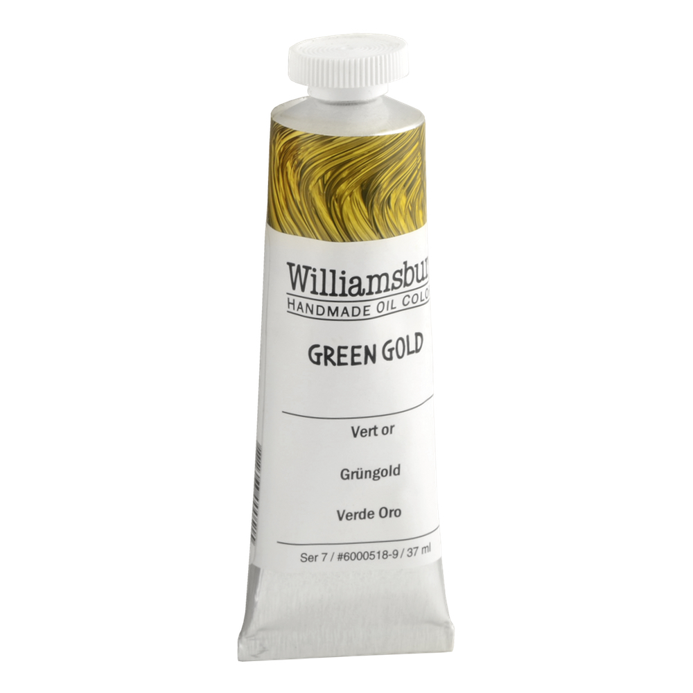 Williamsburg Oil 37Ml Green Gold