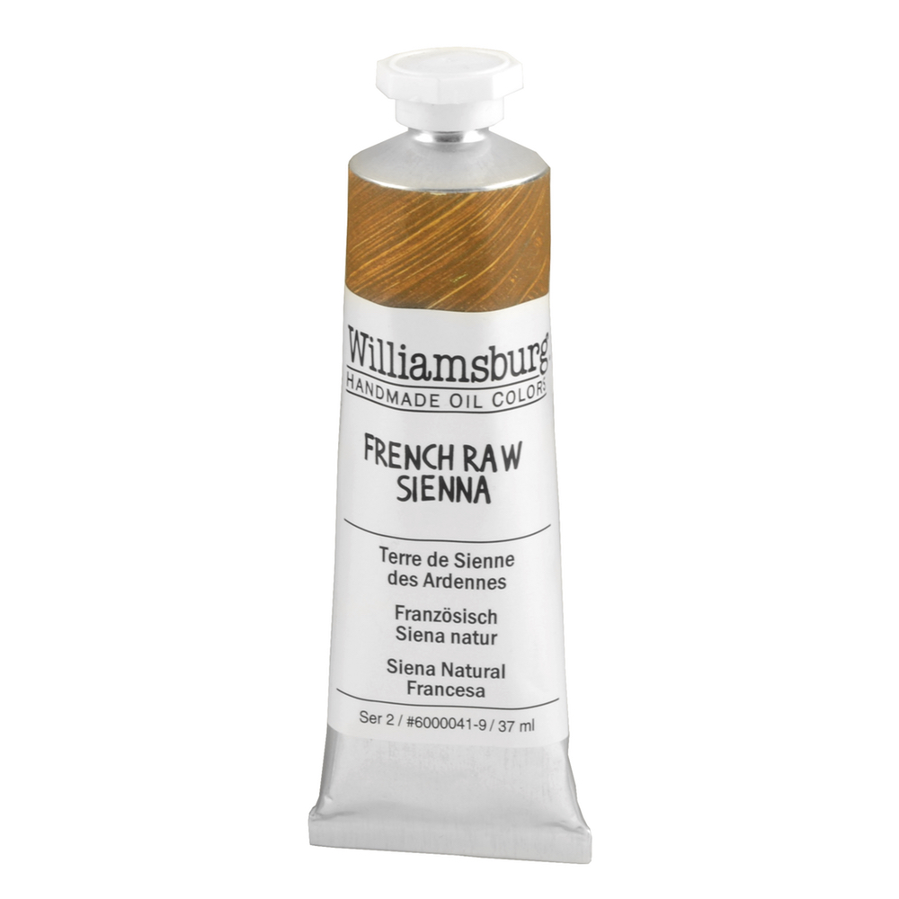 Williamsburg Oil 37Ml French Raw Sienna