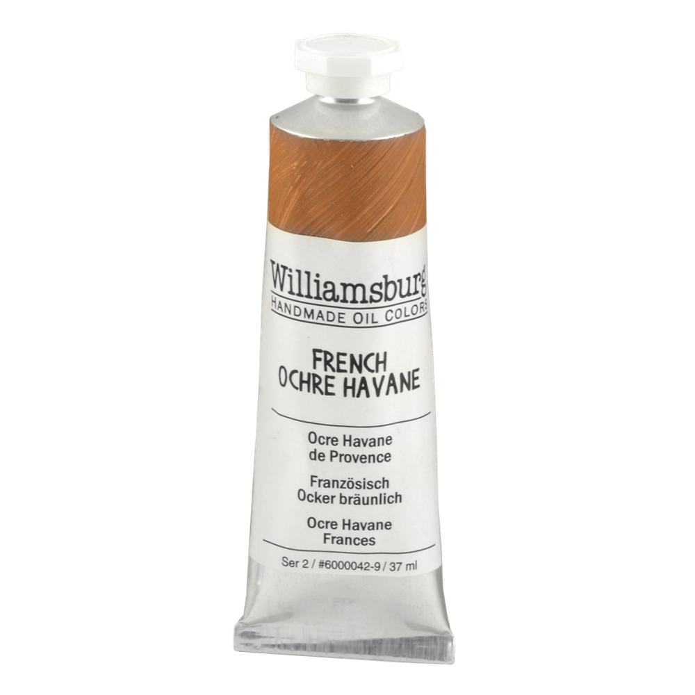 Williamsburg Oil 37Ml French Ochre Havane