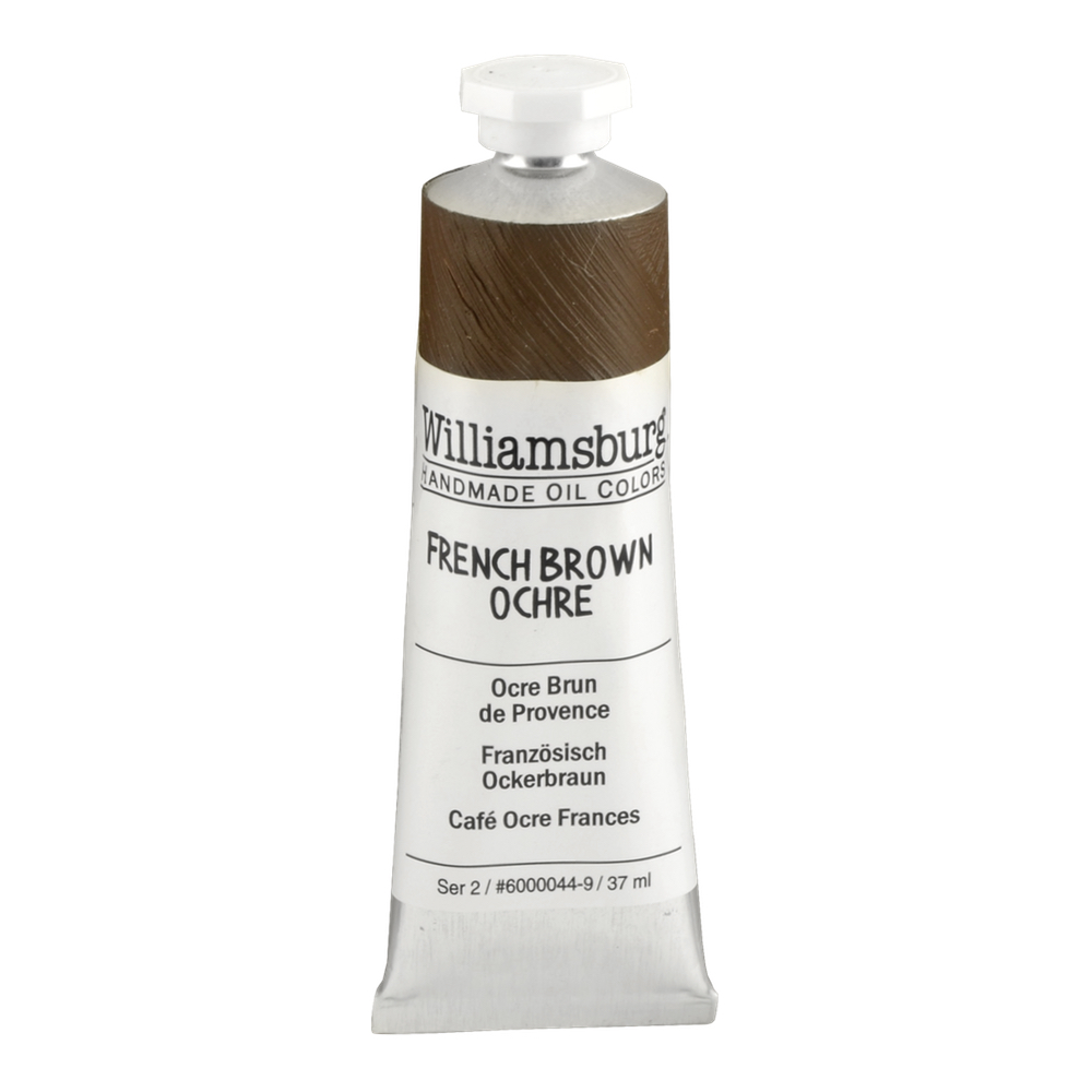 Williamsburg Oil 37Ml French Brown Ochre