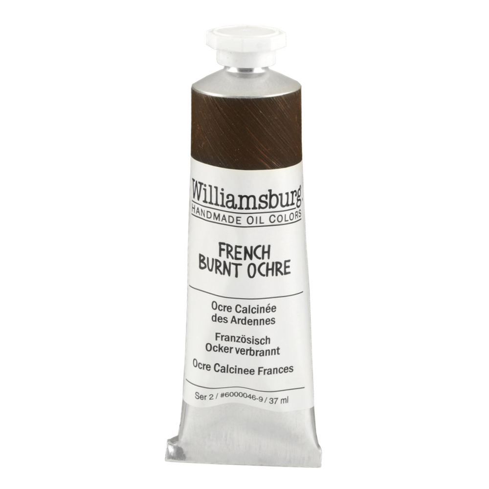 Williamsburg Oil 37Ml French Burnt Ochre