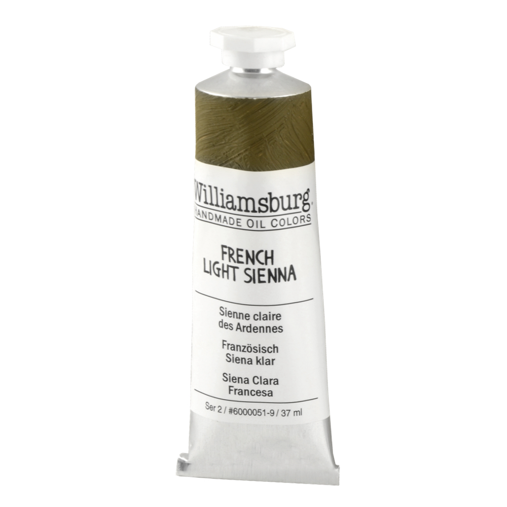 Williamsburg Oil 37Ml French Light Sienna