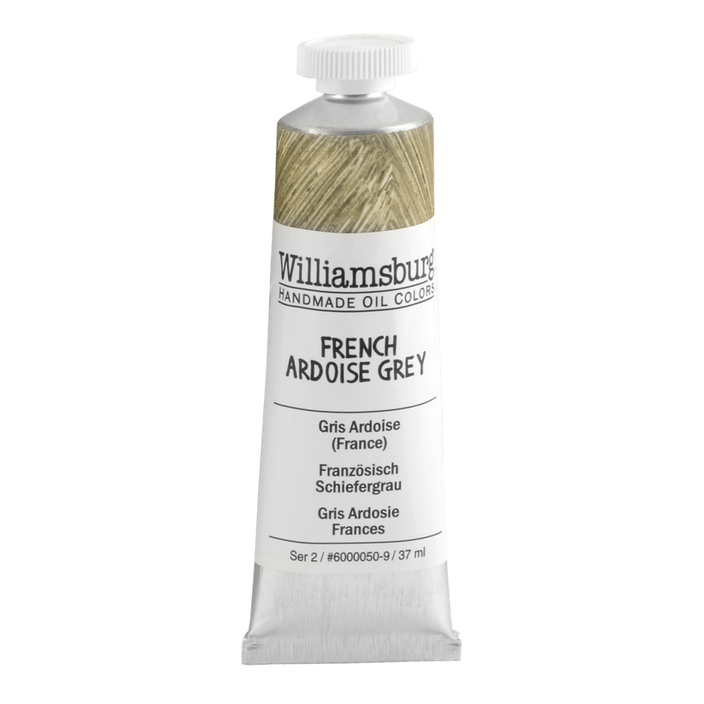 Williamsburg Oil 37Ml French Ardoise Gray