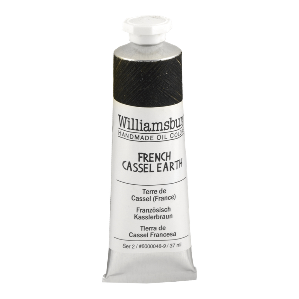 Williamsburg Oil 37Ml French Cassel Earth