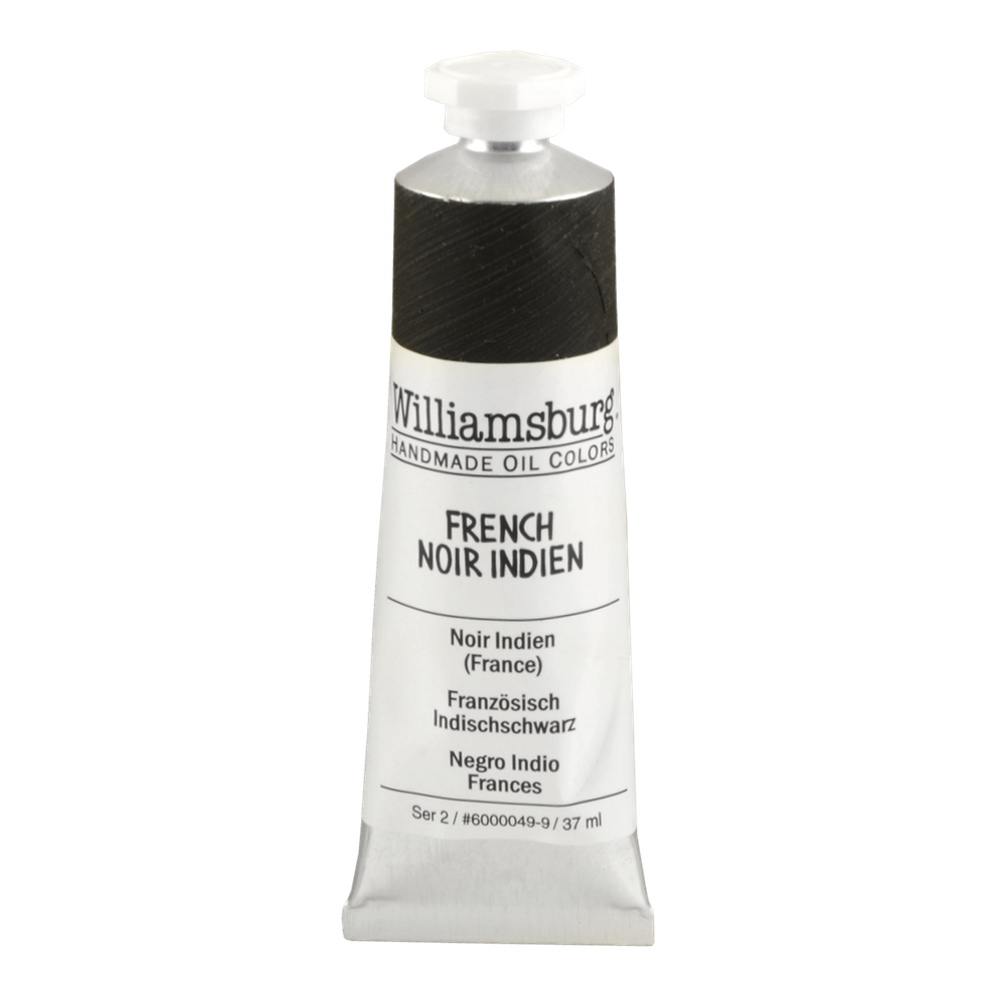 Williamsburg Oil 37Ml French Noir Indien
