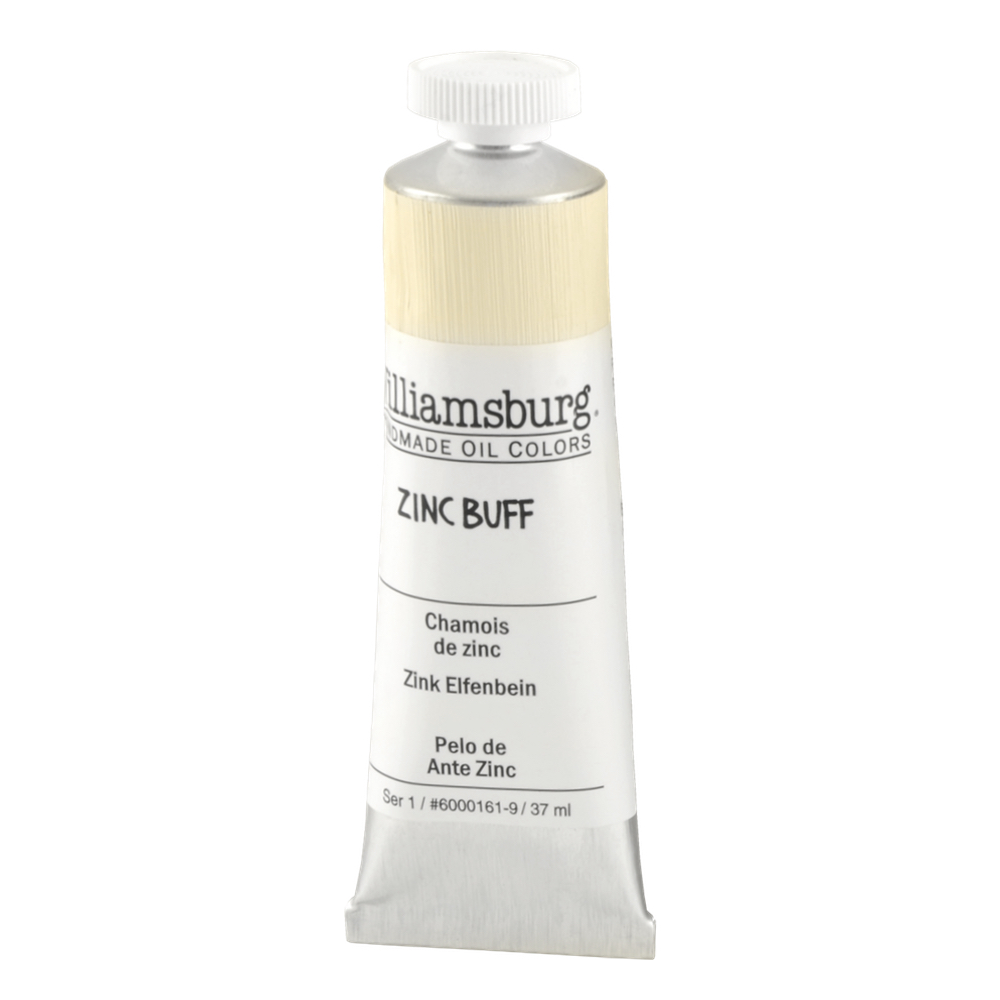 Williamsburg Oil 37Ml Zinc Buff