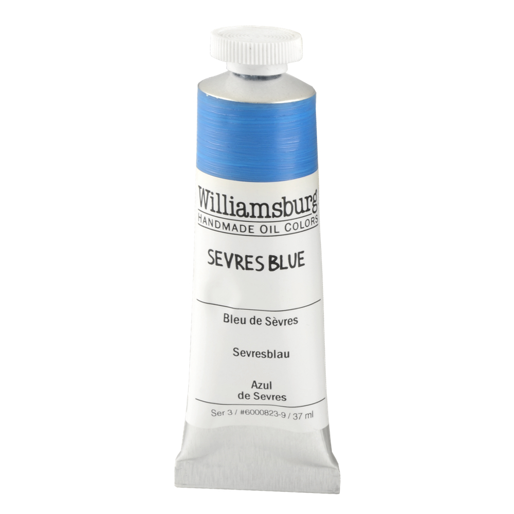 Williamsburg Oil 37Ml Sevres Blue