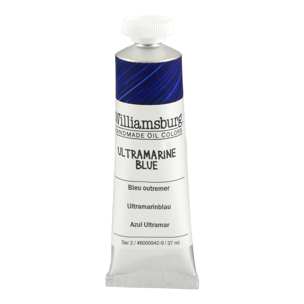 Williamsburg Oil 37Ml Ultramarine Blue