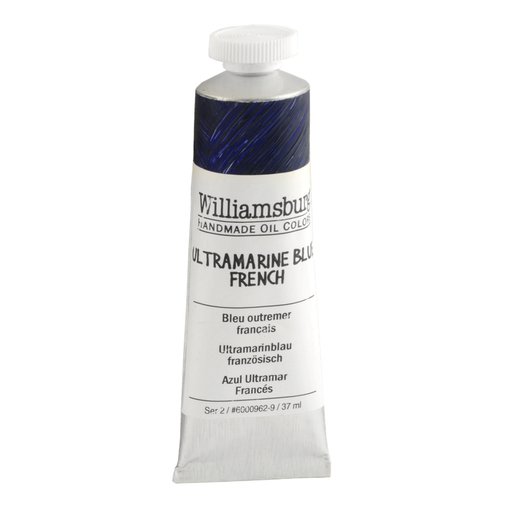 Williamsburg Oil 37Ml Ultramarine Blue French