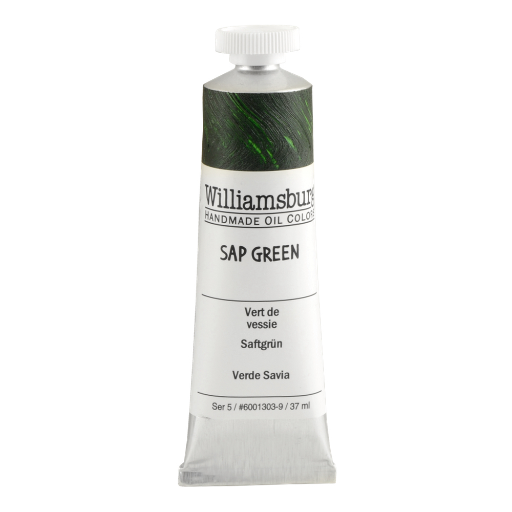 Williamsburg Oil 37Ml Sap Green