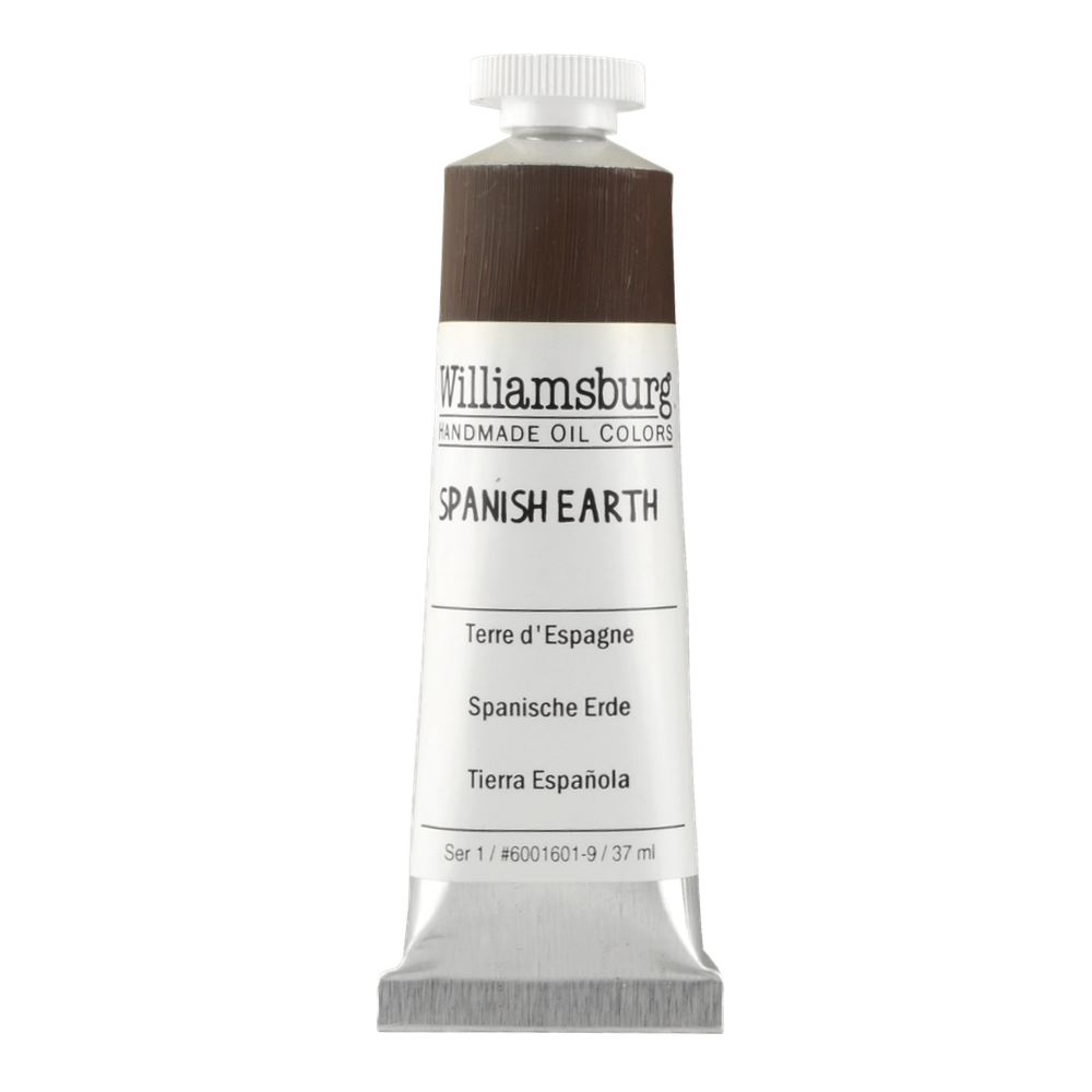 Williamsburg Oil 37Ml Spanish Earth