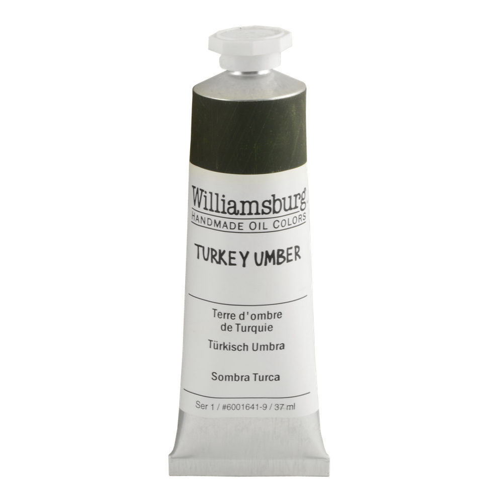 Williamsburg Oil 37Ml Turkey Umber