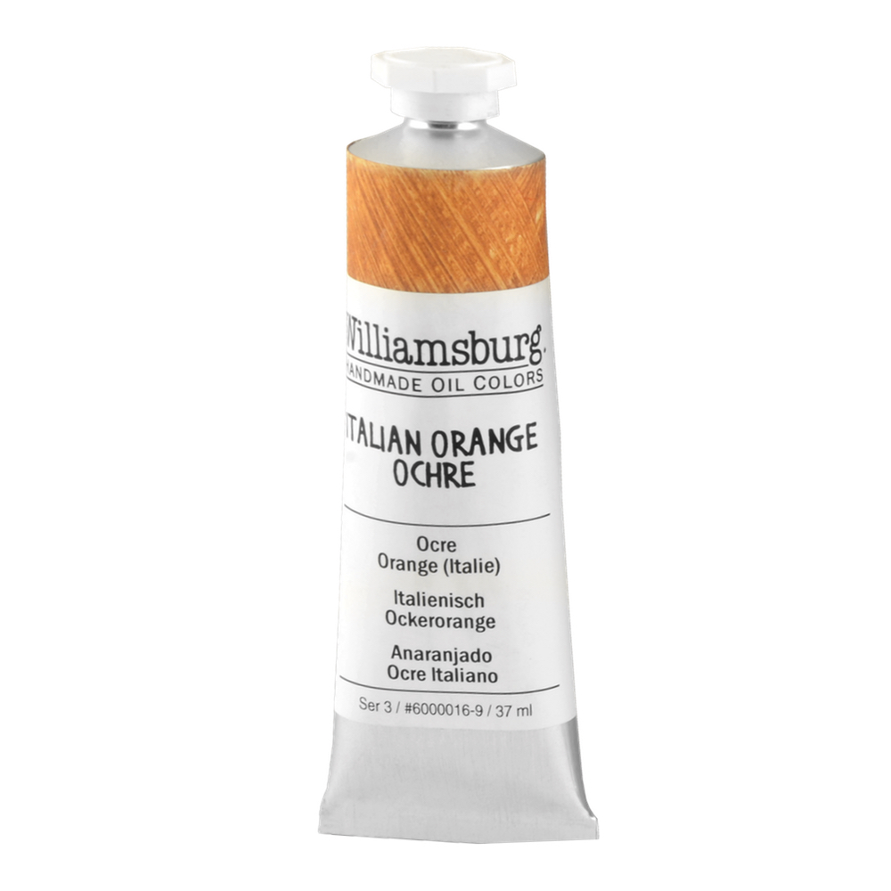 Williamsburg Oil 37Ml Italian Orange Ochre