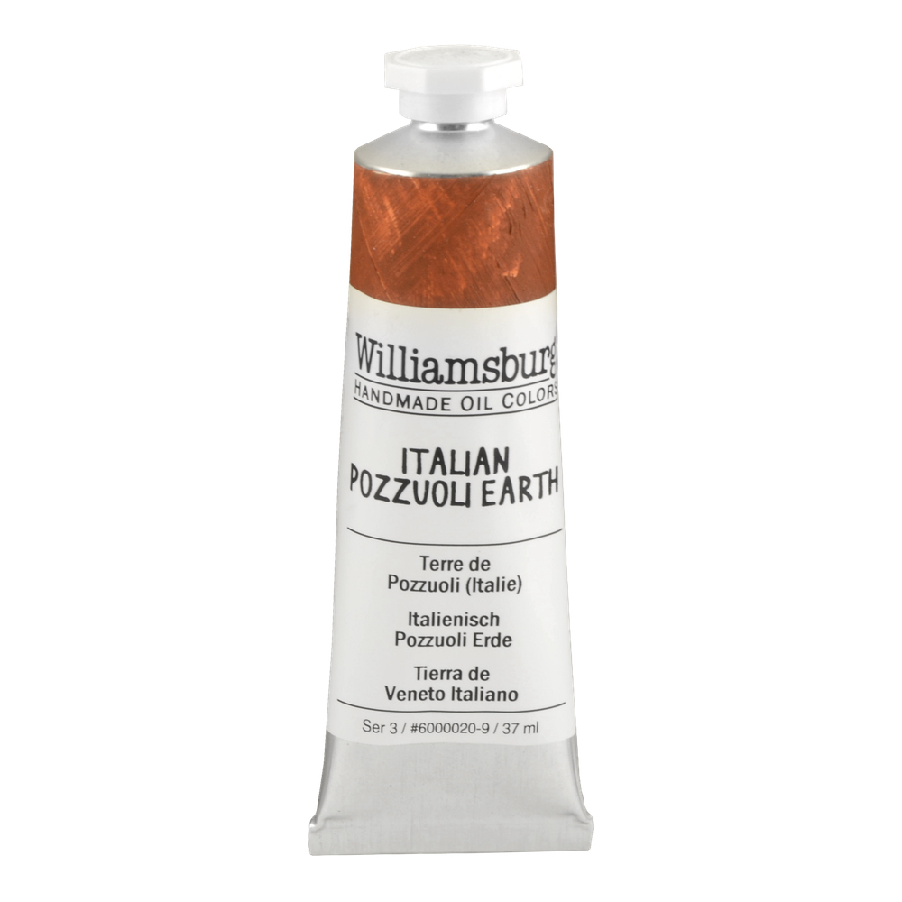 Williamsburg Oil 37Ml Ital Pozzuoli Earth